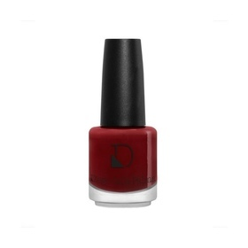 Deep Marsala Nails 356