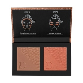 Duo Bronzer & Blushlight - Medium to Light