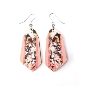 Galaxy Crystal Earrings