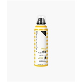 TRANSPARENT TOUCH INVISIBILE SPRAY SPF15