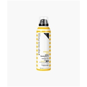 TRANSPARENT TOUCH INVISIBILE SPRAY SPF30-aurinkosuojasuihke