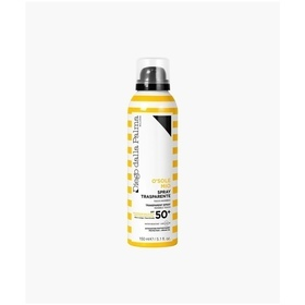 TRANSPARENT TOUCH INVISIBILE SPRAY SPF50-aurinkosuojasuihke